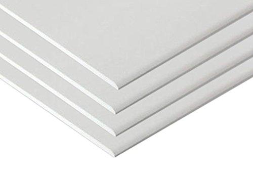 Gipskartonplatten 2.000x1.250x12,5 mm z.B. Knauf, Rigips - Frachtfrei | 125 qm (qm 2,76 EUR)