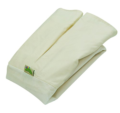 Baby Natura Certified Luxury Organic Crib Skirt
