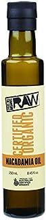 EBO RAW Organic Macadamia Oil, 250 ml