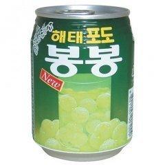 [BOX sale] grape bonbon 238ml X 12 pieces - Korean food Korean food Korean drink Korea drink vinegar Korea beverages and drink -