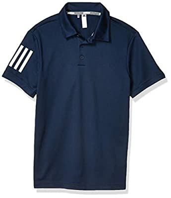 adidas Jungen Poloshirt Streifen