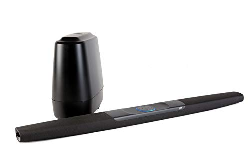 Polk Audio Command Bar (Soundbar-System mit Subwoofer und Amazon Alexa)