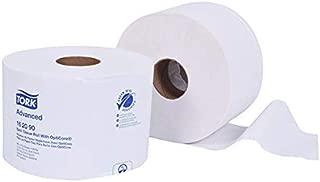 Tork 162090 Advanced Bath Tissue Roll with OptiCore, 2-Ply, 3.75