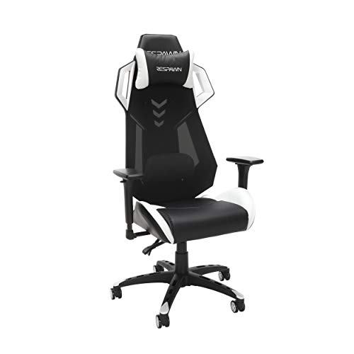 RESPAWN 200 Racing Style Gaming Chair, in White