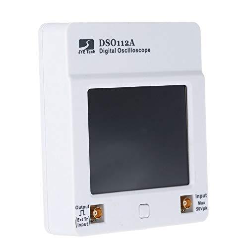 HYLH Osciloscopio Toque Dso 112A Tft Pantalla Portaacute;Til Mini Digital USB Interfaz 2Mhz 5Msps