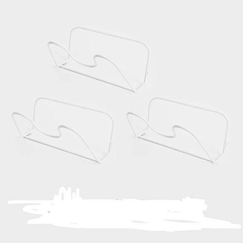 YXGS Estante para ollas de Piezas,Almacenamiento de Armario de Cocina de Hierro Caja de Frigorífico para Alimentos y Accesorios de Cocina Stora Agregar un Estante de Placa de Estante Apilable Ideal