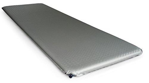 Wechsel Tents Teron L 5.0 Isomatte 198 x 66 x 5 cm, Grau
