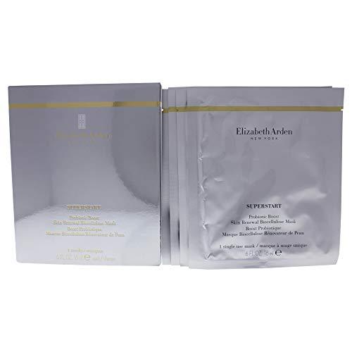 Elizabeth Arden Superstart Probiotic Boost Skin Renewal Biocellulose Mask, 0.6 oz.