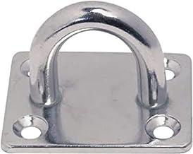 Oogplaat oogplaat beugeldikte 8 mm plaat 40x50 mm roestvrij staal