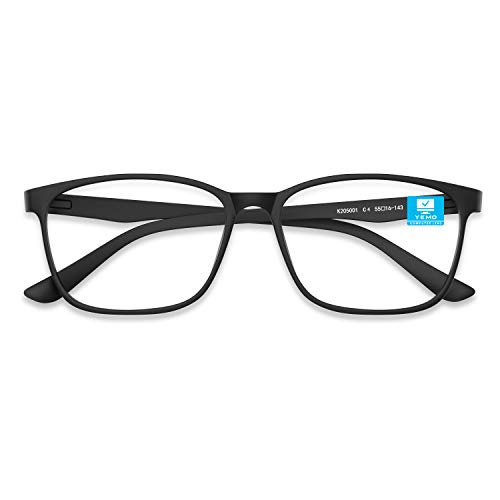 Product Image of the Yemo Blue Light Blocking Glasses, Computer Gaming Glasses, Reading/TV/Phones...