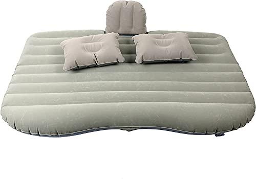YaeTact, materassino gonfiabile da viaggio per auto, letto gonfiabile per campeggio, universale con...