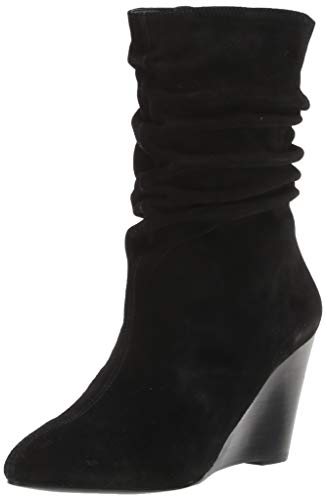 Charles by Charles David Women's Empire Fashion Boot, Black, 7.5 M US