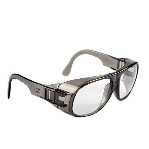 GRIDA Gafas protectoras para protección UV380   Protección de gafas de seguridad   Equipo de protección personal   Escudos de gafas para protección ocular   Protección contra el polvo