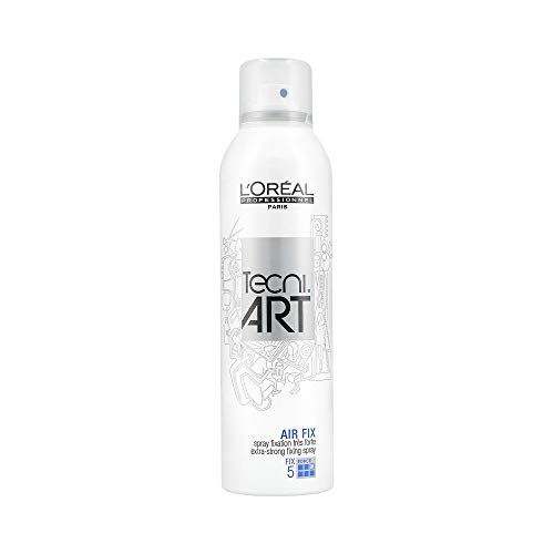 L'Oréal Professionnel TecniART Air Fix, 250 ml, 1er Pack, (1x 250 ml)