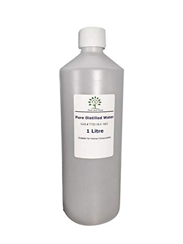 Reids Pure Distilled Water 1 Litre | Ultra Pure | Aquatron Filtered (1 litre)