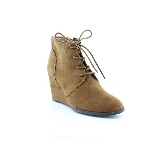 American Rag Womens Baylie Closed Toe Ankle Fashion Boots, Chestnut, Size...