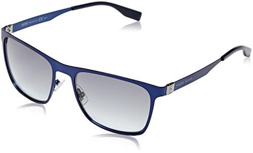Hugo Boss - Gafas de sol Rectangulares BOSS 0597/S para hombre