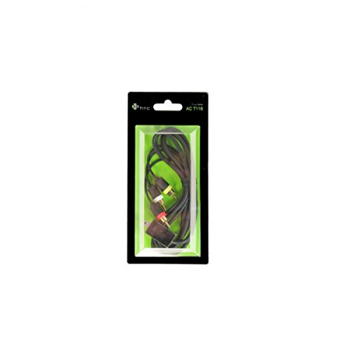 HTC TV Kabel AC T110 HTC Video, Stream-Medien für Touch Pro (Raphael), Xda Diamond Pro/Xda Serra (Raphael), MDA Vario IV (Hermann), HTC Touch Pro2 (Rhodium).