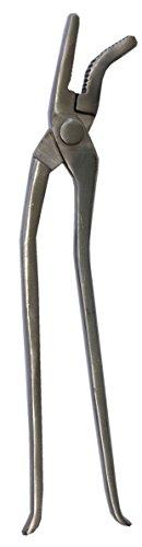 AMKA Spezial Hufnietzange anatomisch geformt Edelstahl 13 Krokodilzange Pferde