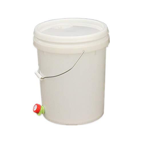 Minmin 20L, 10L, 5L mobilia Cortile Botti di Grande capacità compostaggio, scarti di Cucina fermentazione fecondazione Compost casalingo Elaborazione Filtro Casella concime Organico compostiera