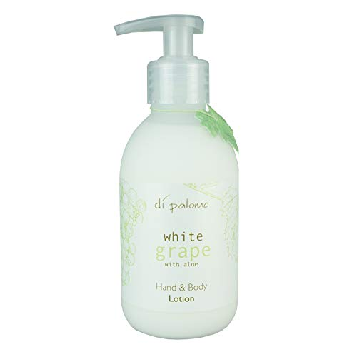 Di Palomo - White Grape with Aloe - Hand & Body Lotion - 250ml - Pump Dispenser
