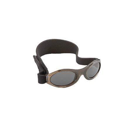 Banz Banz Baby Bubzee Sonnenbrillen für Kinder von 0 bis 2 Jahren (Onyx)