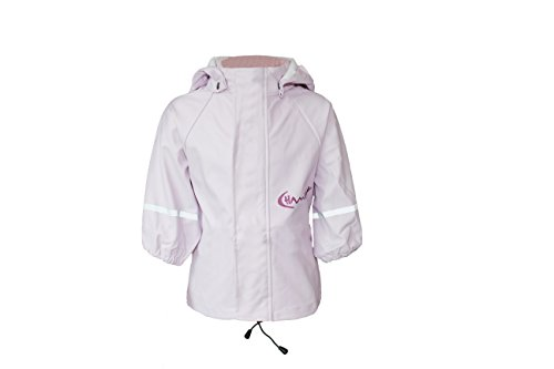 Kinderen meisjes matte en boedddeljas regenjas outdoor jas Chamonix