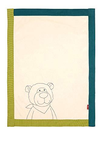 sigikid, Garçon, Couverture, Boschel Bear, Beige, 39027