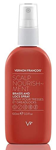 Vernon François Scalp Nourishment Braids and Locs Spray