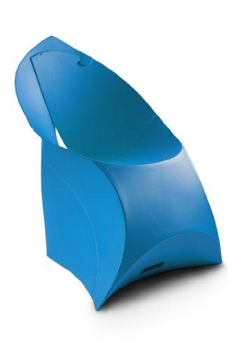 Flux Junior Kinder-Stuhl, 63 x 49,5 x 50 cm, Himmelblau