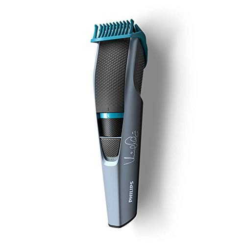 Philips BT3102/15 Cordless Beard Trimmer (Black and Grey)