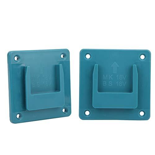 Portaherramientas eléctrico Stable Power Drill Hanger Pack de 2, Accesorios para herramientas eléctricas, para Taladro eléctrico Bosch de 18 V(blue)