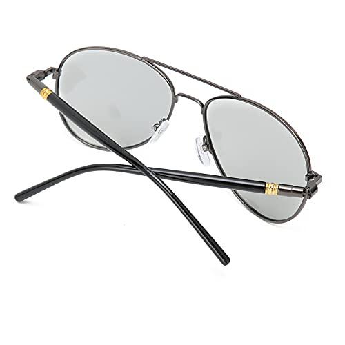 Gafas de lentes polarizadas, gafas masculinas de moda, ligeras y cómodas para el hogar, para la familia