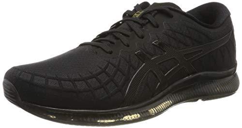 Asics Gel-Quantum Infinity, Zapatillas de Running Hombre, Negro (Black/Black 001), 43.5 EU