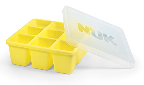 NUK Fresh Foods 10255257 Freezer Mould, for Freezing Baby Food, Nine...