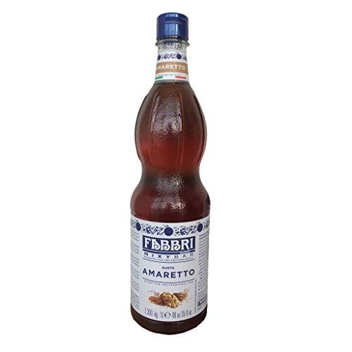 FABBRI Sirup Amaretto 1000ml - glutenfrei