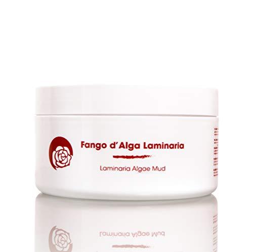 Argile corporelle aux algues laminaires - Action anticellulite, raffermissante et réductrice à base d'argile et de boue d'algues laminaires, aux huiles essentielles - 500 ml