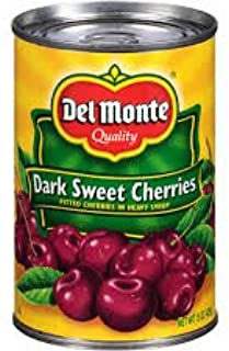 del monte dark sweet cherries