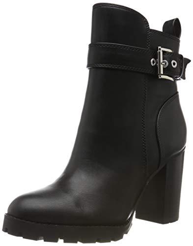 Buffalo Damen Felicity Stiefeletten , Schwarz (Black 001) , 39 EU