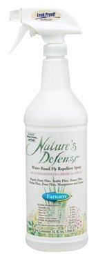 Vetnova Nature's Defense - Spray Natural Repelente para Caballos, 946 ml