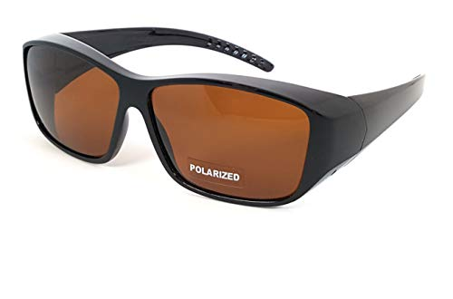 Fit Over SunGlasses With Polarized Lenses To Wear Over Glasses
