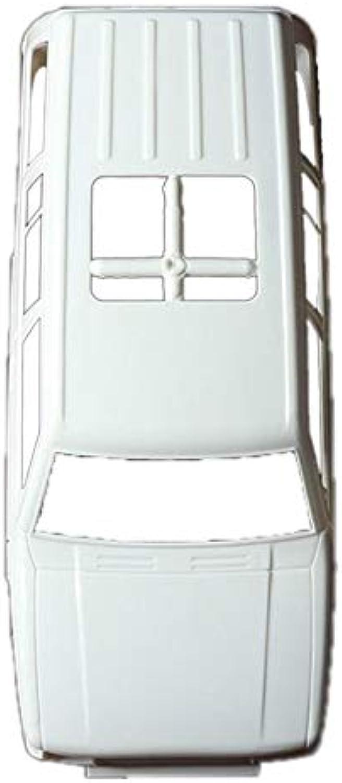CA4174 Hartplastik-Karosserie 313mm Radstand für 1 10 RC Crawler Car Axail SCX10 90046 Upgrade-Teile - Wei