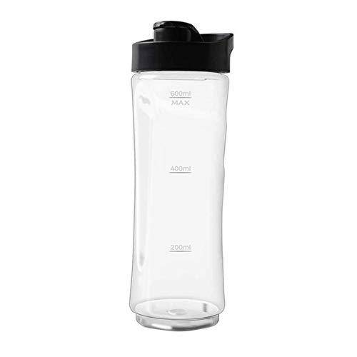 Ruilonghai Blend Active Spare Bottle, Blender Smoothie Bottle Cup Replacement 20oz Sport Bottle Cup With- Lid For Oster BLSTPB BLSTP2 Models Blender