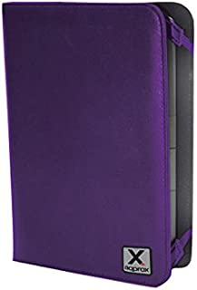"Approx APPUEC01P - Funda Protectora para Tablet eBook 7"", Color púrpura"