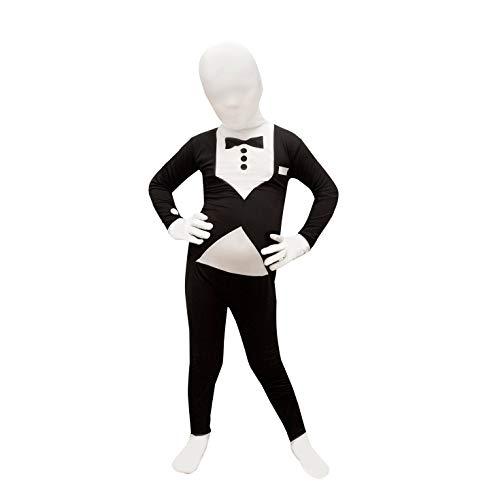 Morphsuits - KPTUL - Tuxedo pour enfants - Déguisement - 136 - 152 cm - Taille L