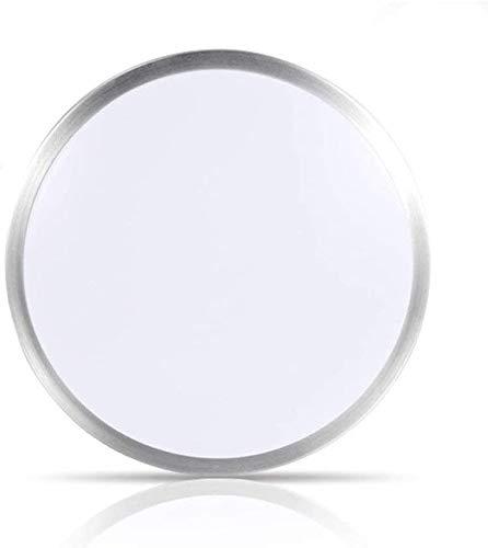 LED de Techo de Montaje en Descarga LED15W, 21 cm, lámpara de Techo LED, 6000k Fresco Blanco, Foco de Aluminio Fresco Blanco, iluminación para Sala de Estar/Dormitorio/baño/Cocina/hallwa
