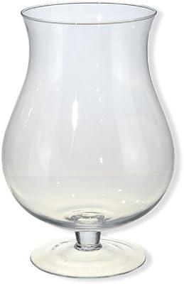 Mazali–ds2000070–Jarrón de Cristal (22x 22x 32cm