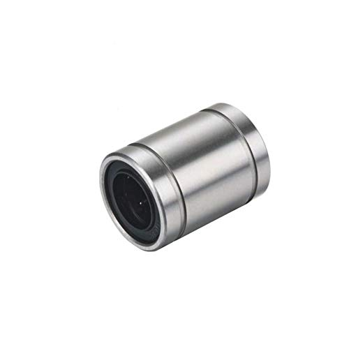 DINGGUANGHE-CUP Linearlager LM UU Linearlager (4 Stück) LM4UU LM6UU LM8UU LM10UU LM12UU LM13UU LM16UU LM20UU LM25UU Standard-Linear Motion Bearings Linearkugellager (Size : LM20UU)