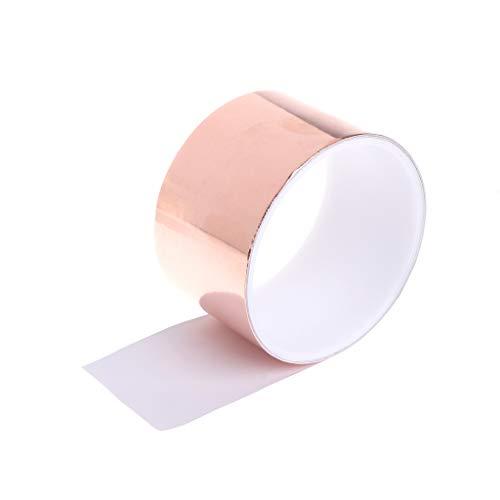 Fuwahahah Gitaar Koper Folie Tape Geleidende Slug Slak Barrier Lijm EMI Shield Statische A