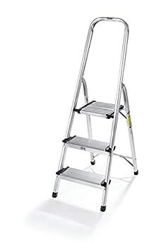 Polder 3-Step Ultralight Ladder Aluminum
